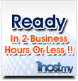 Account Ready in 2 Business Hours or less !!