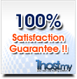 100% Client's Satisfaction Guarantee !!
