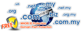 1host.my - low priced domain names registration