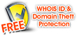 Free WHOIS ID Protection