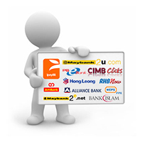 Make Payment to any of our banks