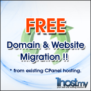 Free website content transfer!